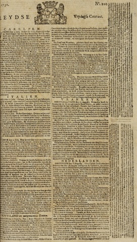 Leydse Courant 1751-08-20