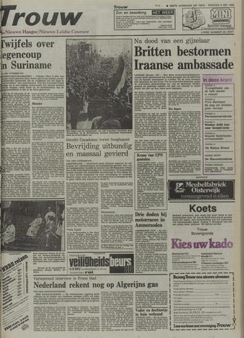 Nieuwe Leidsche Courant 1980-05-06