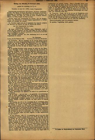 Handelingen van de Raad 1894-02-06