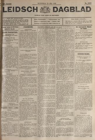 Leidsch Dagblad 1933-07-20