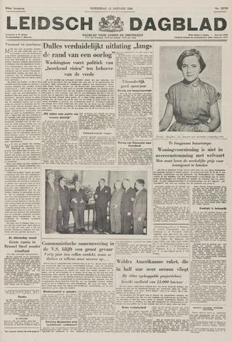 Leidsch Dagblad 1956-01-18