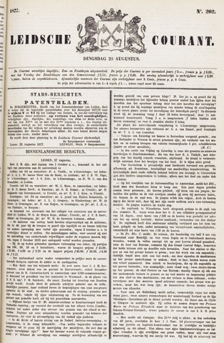 Leydse Courant 1877-08-28