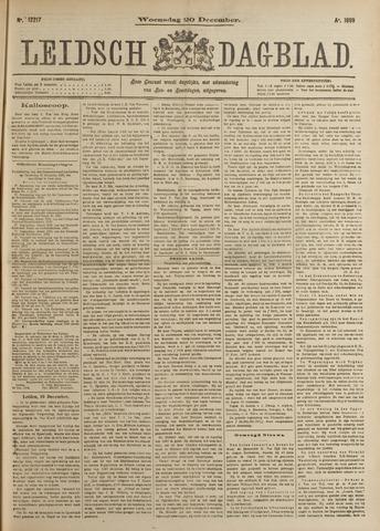 Leidsch Dagblad 1899-12-20