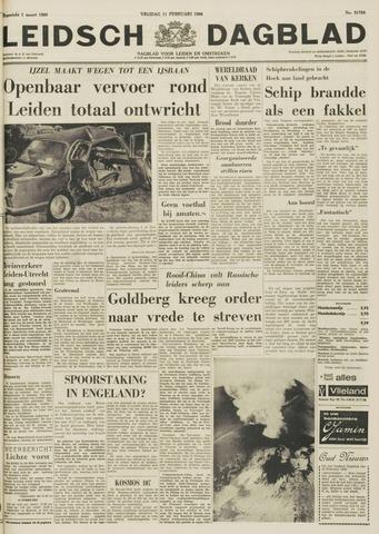 Leidsch Dagblad 1966-02-11
