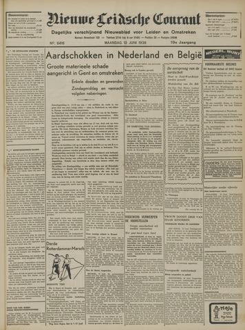 Nieuwe Leidsche Courant 1938-06-13