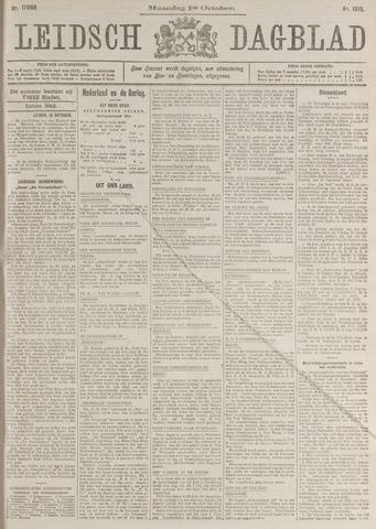 Leidsch Dagblad 1915-10-18