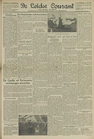 Leidse Courant 1947-10-22