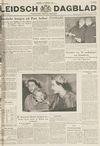 Leidsch Dagblad 1954-10-12