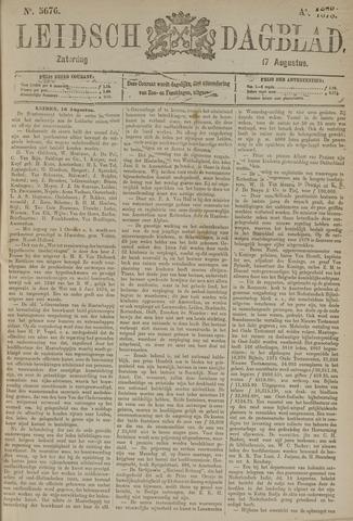 Leidsch Dagblad 1878-08-17
