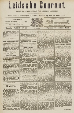 Leydse Courant 1887-06-01