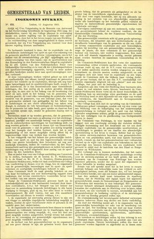 Handelingen van de Raad 1935-08-12