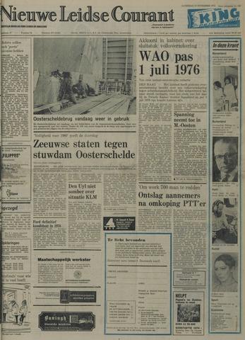Nieuwe Leidsche Courant 1974-11-16