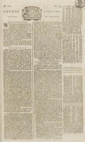 Leydse Courant 1815-09-11