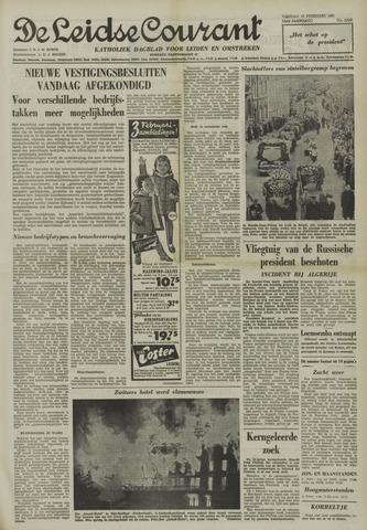Leidse Courant 1961-02-10