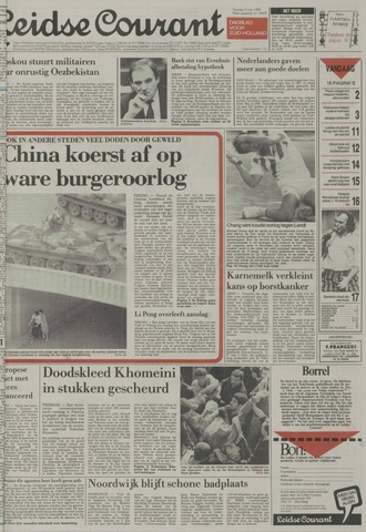 Leidse Courant 1989-06-06