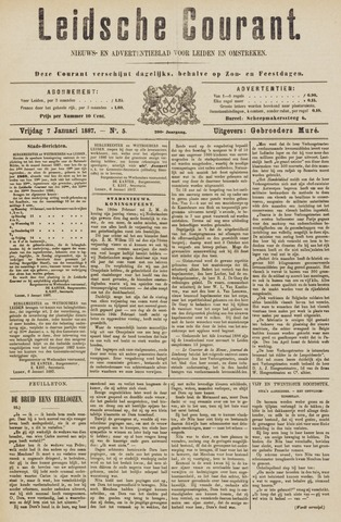 Leydse Courant 1887-01-07