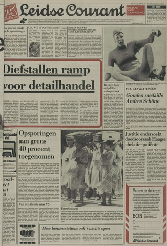 Leidse Courant 1984-02-15