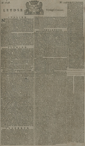Leydse Courant 1748-10-18