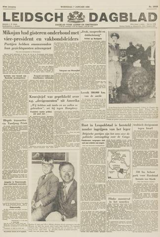 Leidsch Dagblad 1959-01-07