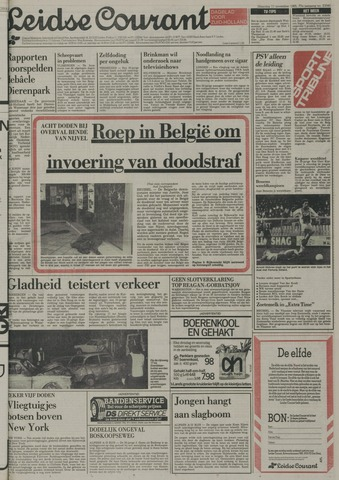 Leidse Courant 1985-11-11
