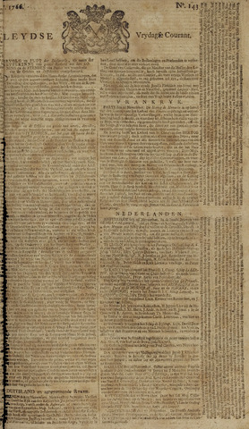 Leydse Courant 1766-11-28