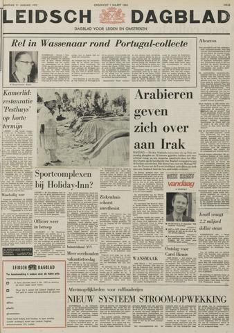 Leidsch Dagblad 1975-01-21