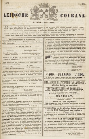 Leydse Courant 1872-09-02