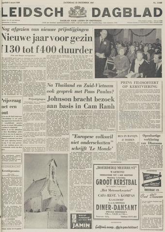 Leidsch Dagblad 1967-12-23