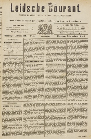 Leydse Courant 1887-01-05