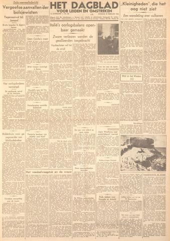 Dagblad voor Leiden en Omstreken 1944-02-29