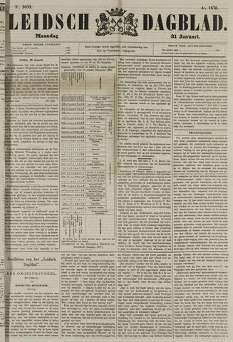 Leidsch Dagblad 1870-01-31