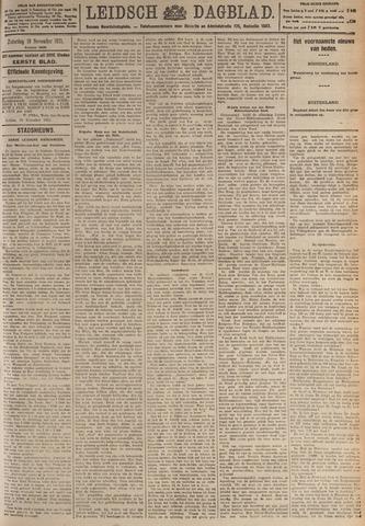 Leidsch Dagblad 1921-11-19