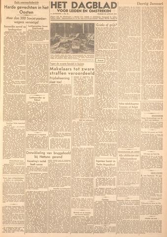 Dagblad voor Leiden en Omstreken 1944-01-28