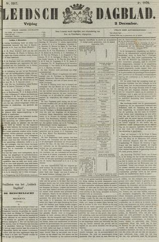 Leidsch Dagblad 1870-12-02