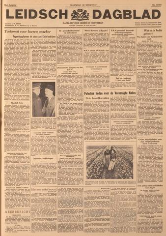 Leidsch Dagblad 1947-04-28