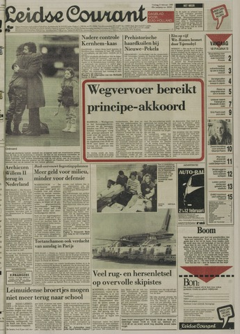 Leidse Courant 1989-02-10