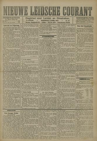 Nieuwe Leidsche Courant 1923-04-11