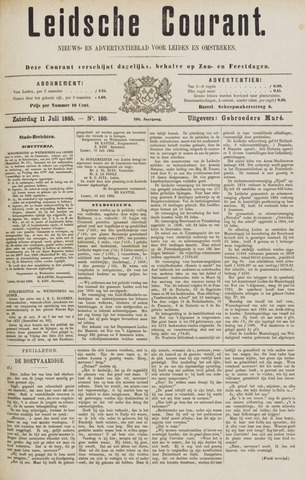 Leydse Courant 1885-07-11