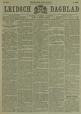 Leidsch Dagblad 1909-12-02
