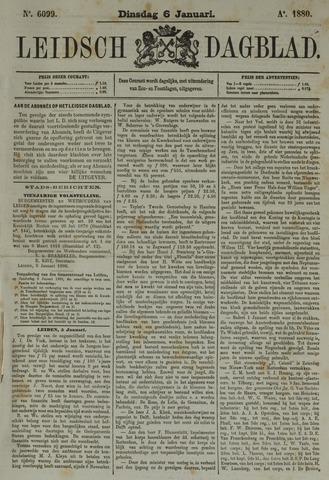Leidsch Dagblad 1880-01-06