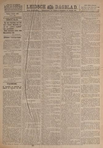 Leidsch Dagblad 1920-10-01