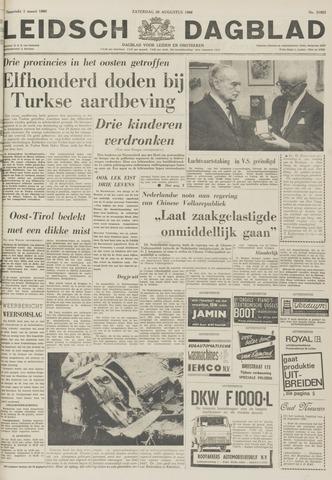 Leidsch Dagblad 1966-08-20