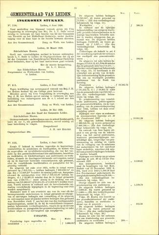Handelingen van de Raad 1926-06-04