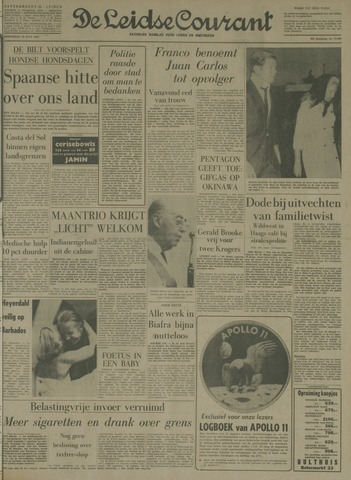Leidse Courant 1969-07-23