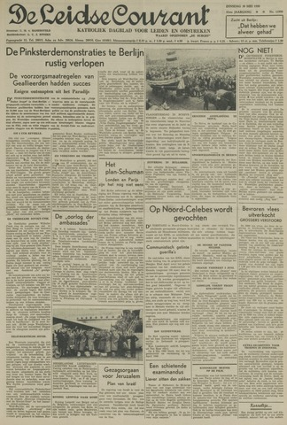 Leidse Courant 1950-05-30