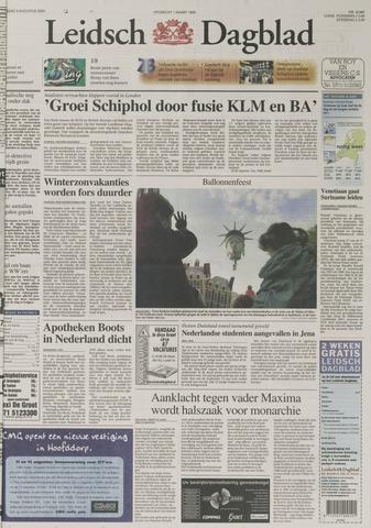 Leidsch Dagblad 2000-08-05