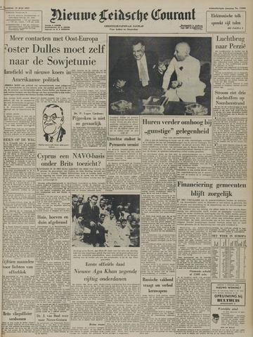 Nieuwe Leidsche Courant 1957-07-15