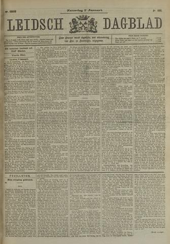 Leidsch Dagblad 1911-01-07