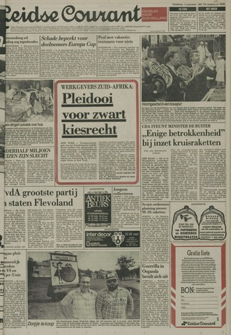 Leidse Courant 1985-09-19