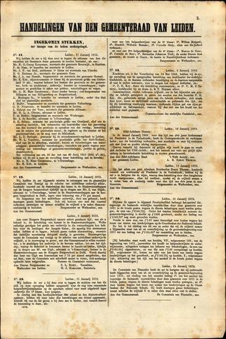 Handelingen van de Raad 1872-01-17